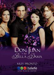 Poster Don Juan y su bella dama