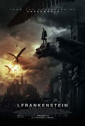 Poster I, Frankenstein