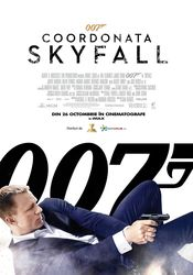 Skyfall – 007: Coordonata Skyfall (2012) Actiune