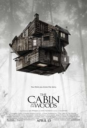 Poster The Cabin in the Woods