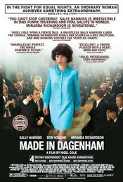 Poster Made in Dagenham