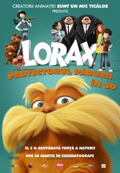 Dr. Seuss' The Lorax (2012) - Animatie