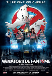 Ghostbusters (2016) Vânătorii de fantome – Online subtitrat in romana