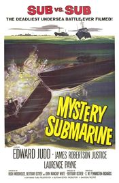 Poster Mystery Submarine