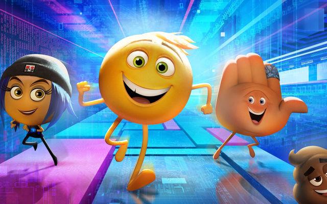 Film - Emoji Filmul. Aventura zâmbăreților 3D