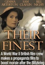 Poster Their Finest