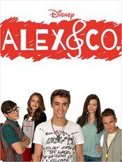 Poster Alex & Co.