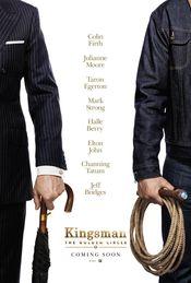 Poster Kingsman: The Golden Circle