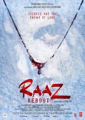 Poster Raaz Reboot