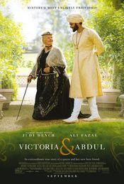 Poster Victoria and Abdul