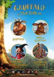 Gruffalo şi prietenii lui (2015) – Film online subtitrat in romana