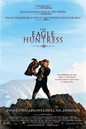 Poster The Eagle Huntress