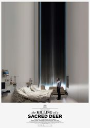 Poster The Killing of a Sacred Deer