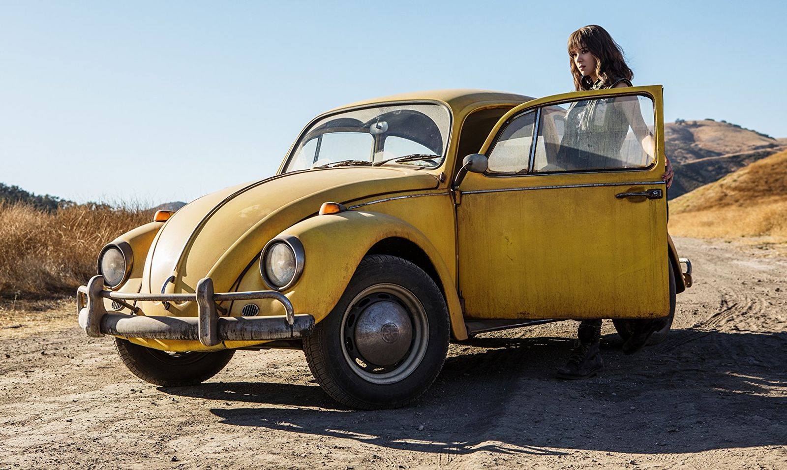 Hailee Steinfeld si Bumblebee