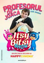 Itsy Bitsy Show cu Profesorul de Joacă