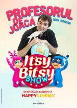 Itsy Bitsy Show: Şcoala veselă cu Profesorul de Joacă