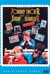 Poster Tommy Tricker and the Stamp Traveller
