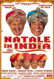 Poster Natale in India