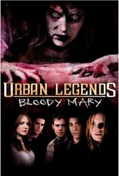 Poster Urban Legends: Bloody Mary