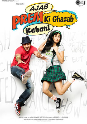 Ajab Prem Ki Ghazab Kahani (2009) Hindi Indian