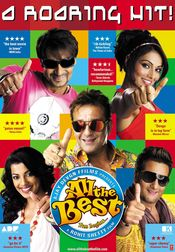 Poster All the Best: Fun Begins