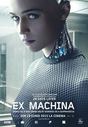 Ex Machina (2015) Inteligenta Artificiala Online Subtitrat HD