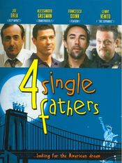 Poster Four Single Fathers
