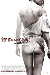 Poster I Spit on Your Grave