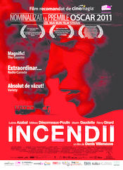 Poster Incendies