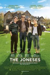Poster The Joneses
