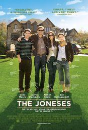 Poster The Joneses