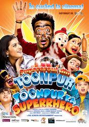 Supereroul din Toonpur online subtitrat