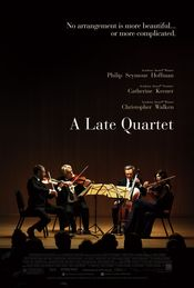 Poster A Late Quartet