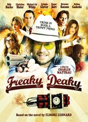 Poster Freaky Deaky