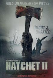 Poster Hatchet II