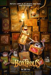 The Boxtrolls (2014) HD online subtitrat