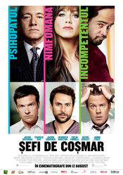 Poster Horrible Bosses