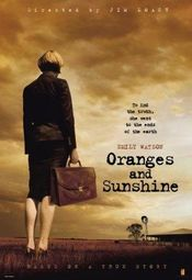 Poster Oranges and Sunshine