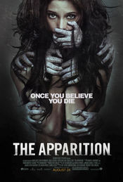 Poster The Apparition