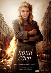 The Book Thief – Hotul de carti (2013)
