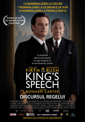 Poster The King&#039;s Speech