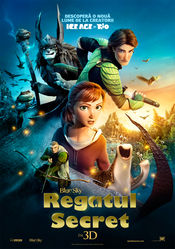 Epic - Regatul secret (2013) Online subtitrat