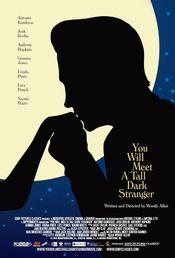 Poster You Will Meet A Tall Dark Stranger