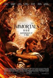 Poster Immortals