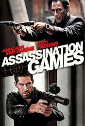 Poster Assassination Games