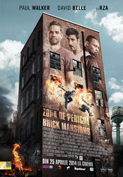Poster Brick Mansions
