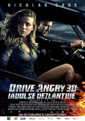 Poster Drive Angry