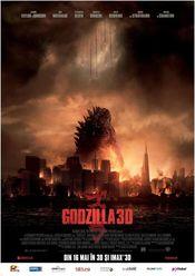 Godzilla 3D (2014) Online subtitrat