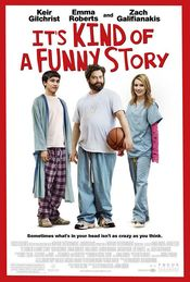 It's Kind of a Funny Story - Spitalul de nebuni (2010)