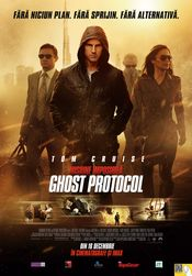 Poster Mission: Impossible - Ghost Protocol